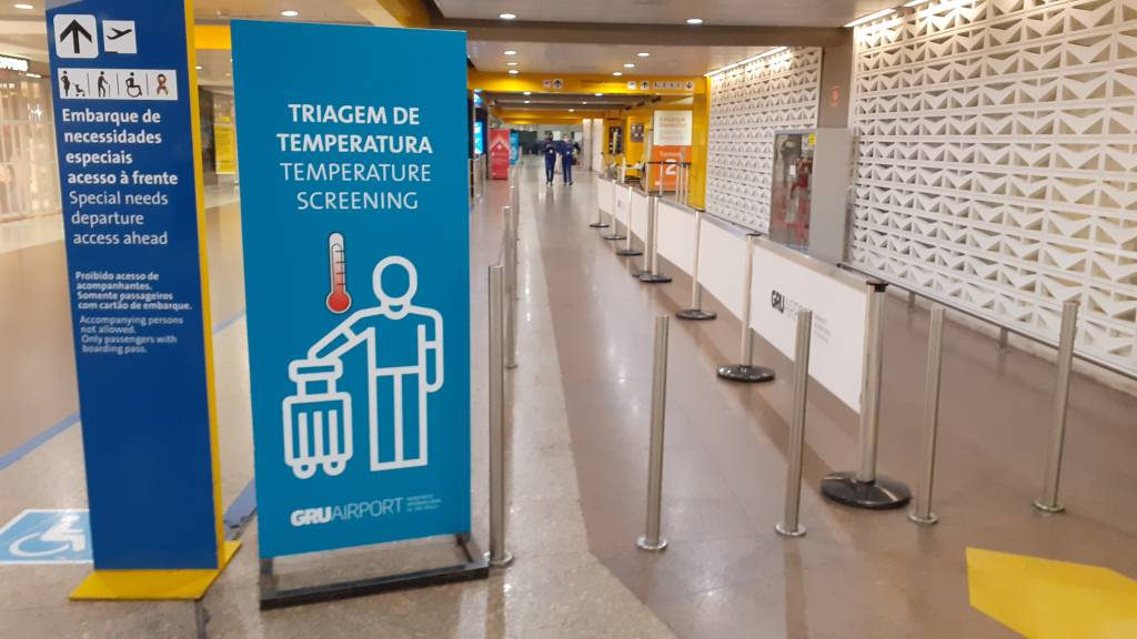 Guarulhos na pandemia