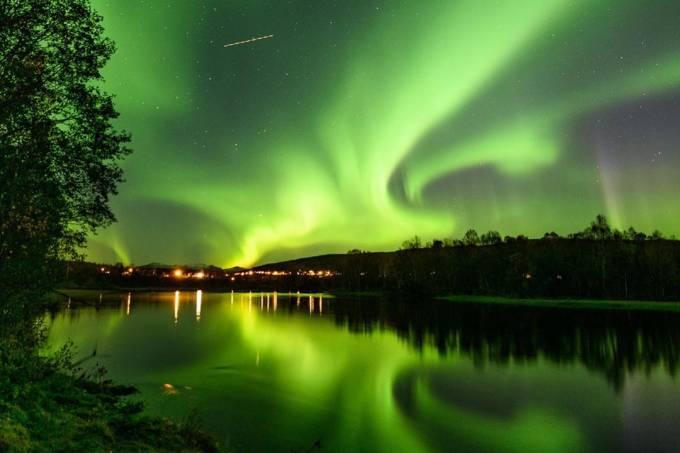 aurora boreal noruega 1