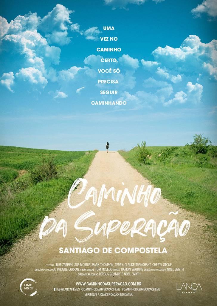 Filme Caminho da Superação – Santiago de Compostela