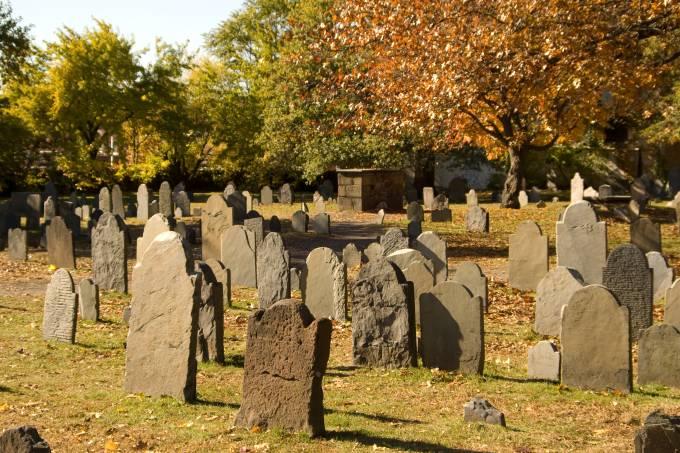 The Burying Point – Salem