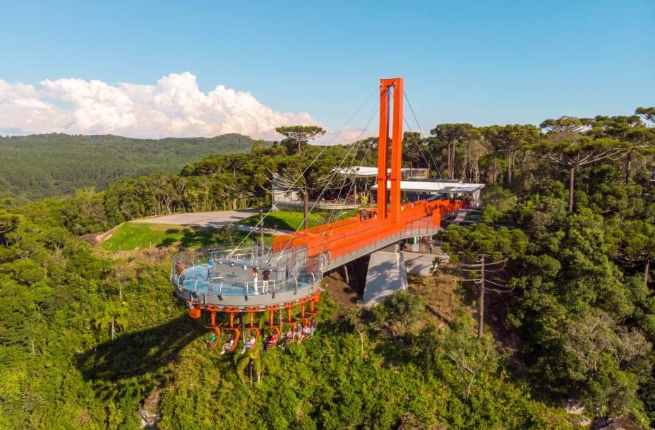 Skyglass: o mais novo cartão-postal de Canela foi aberto no antigo Parque da Ferradura