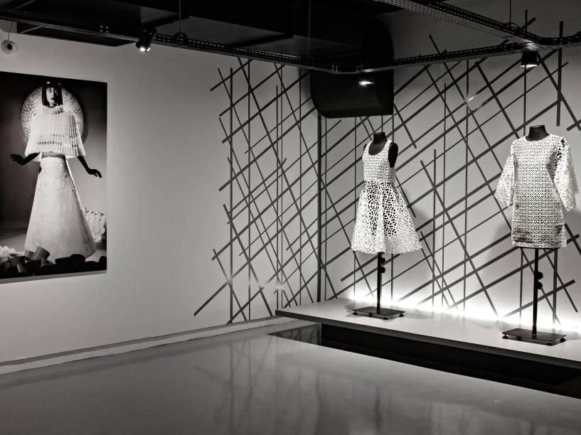 Espaço dedicado ao futuro da moda
