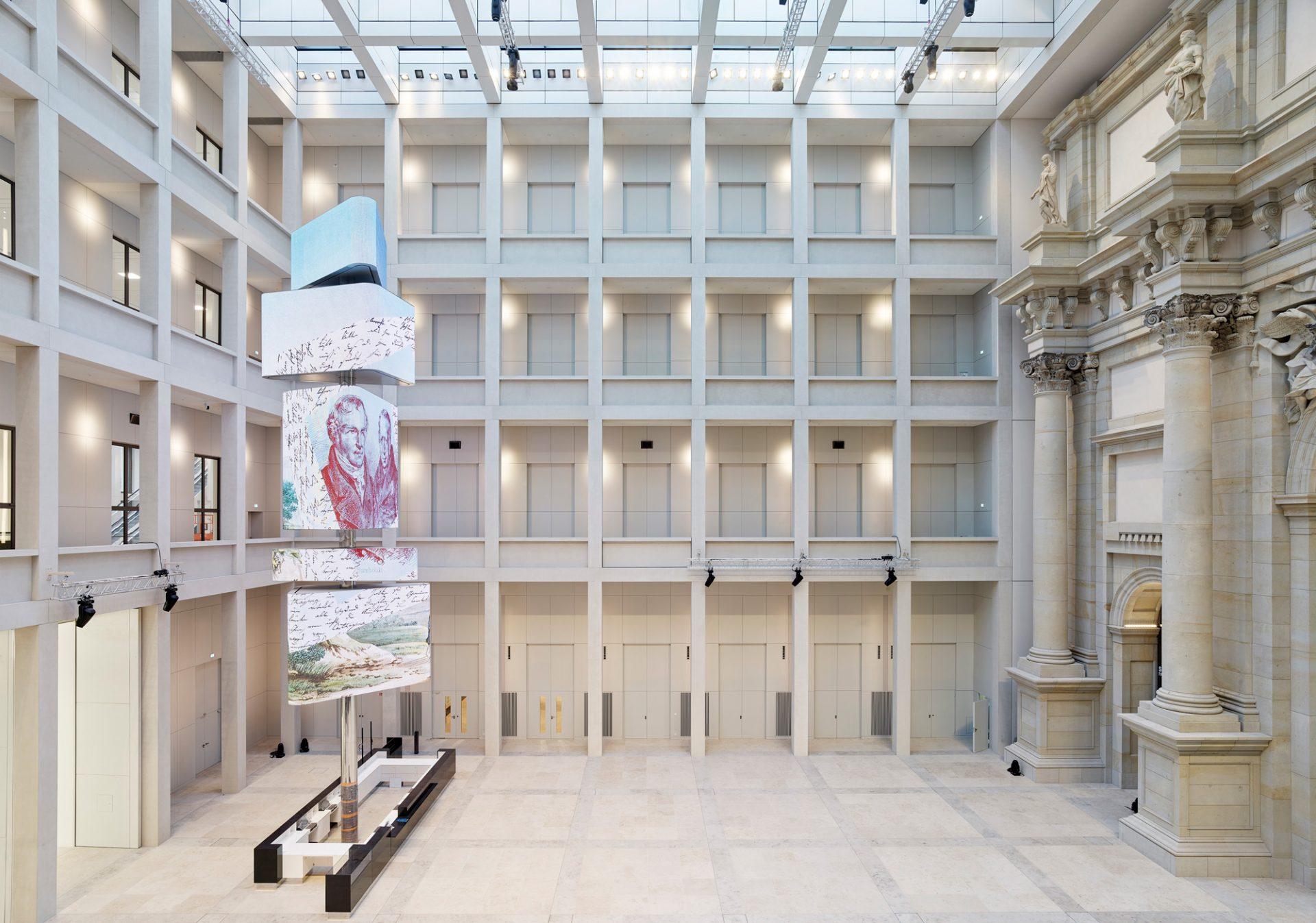 Fórum Humboldt - Berlim