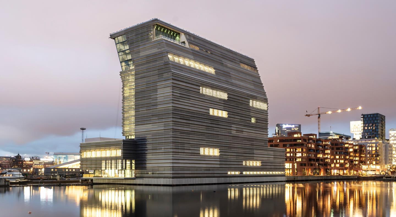 MUNCH - Oslo, Noruega