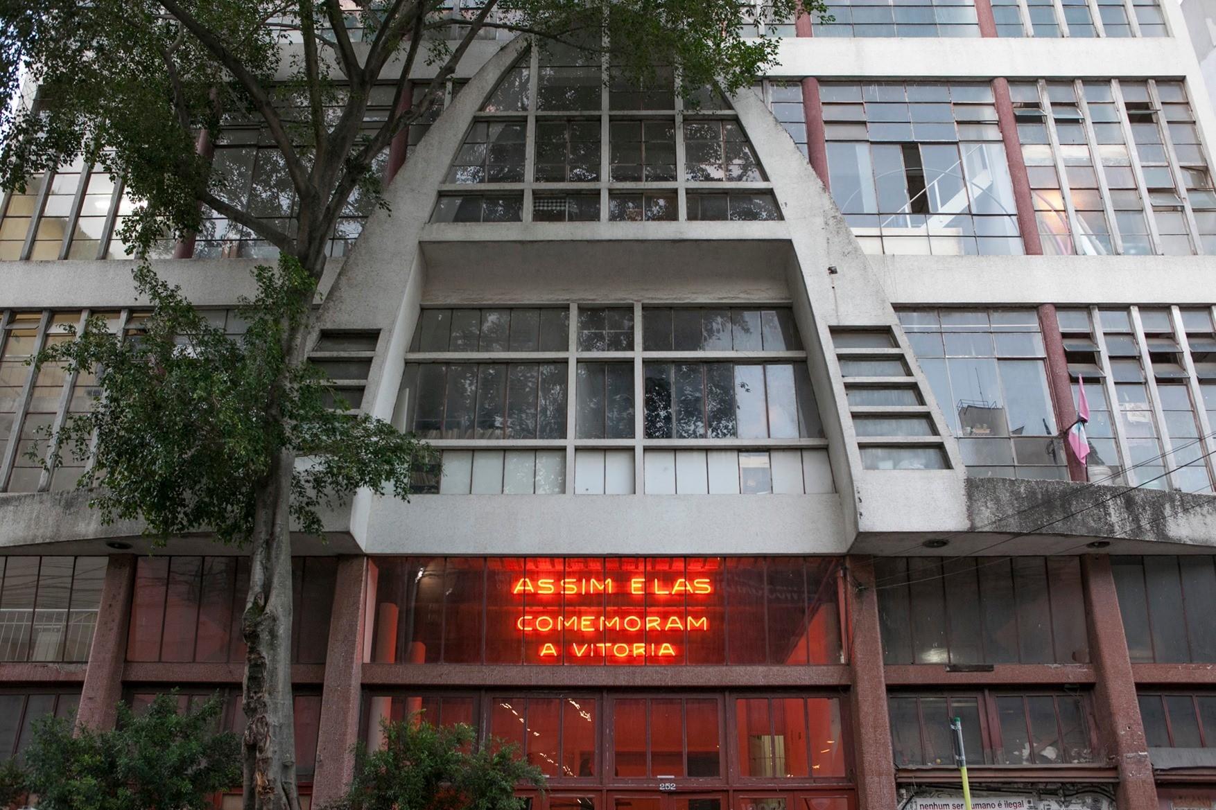 A Casa do Povo está fechada temporariamente para o público em geral