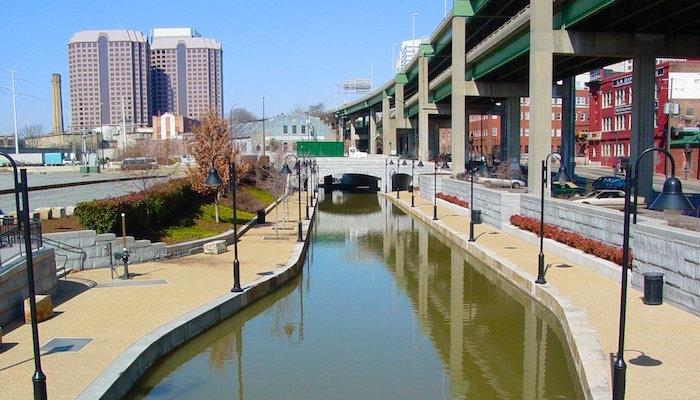 Canal Walk Richmond