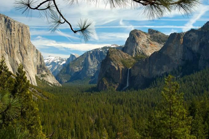 Yosemite National Park, Estados Unidos, Califórnia