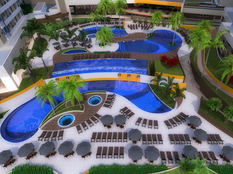 Enjoy Solar das Águas Park Resort, em Olímpia