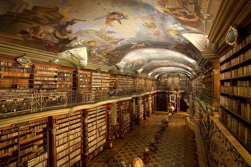 Interior da Klementinum