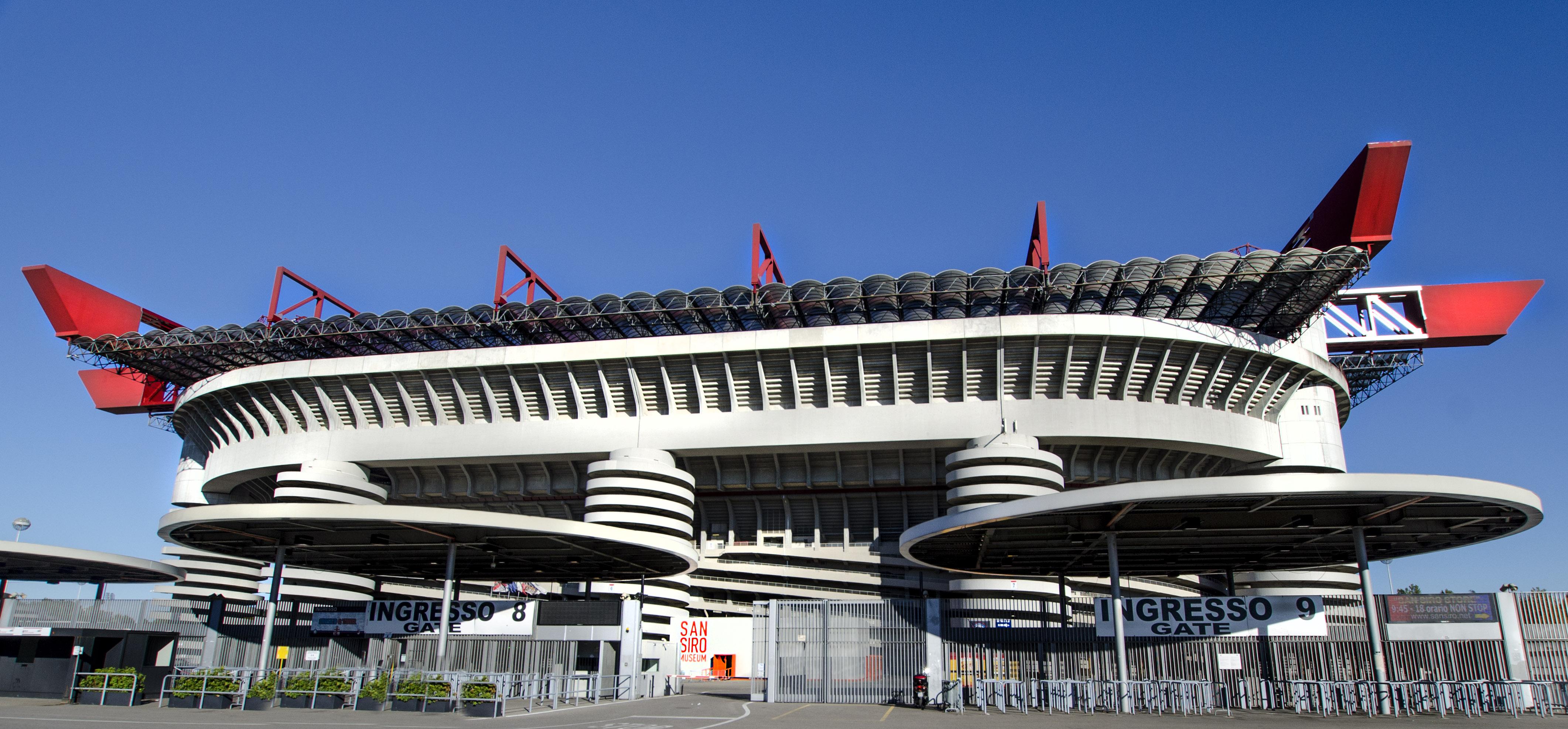 Estádio Giuseppe Meazza ou San Siro