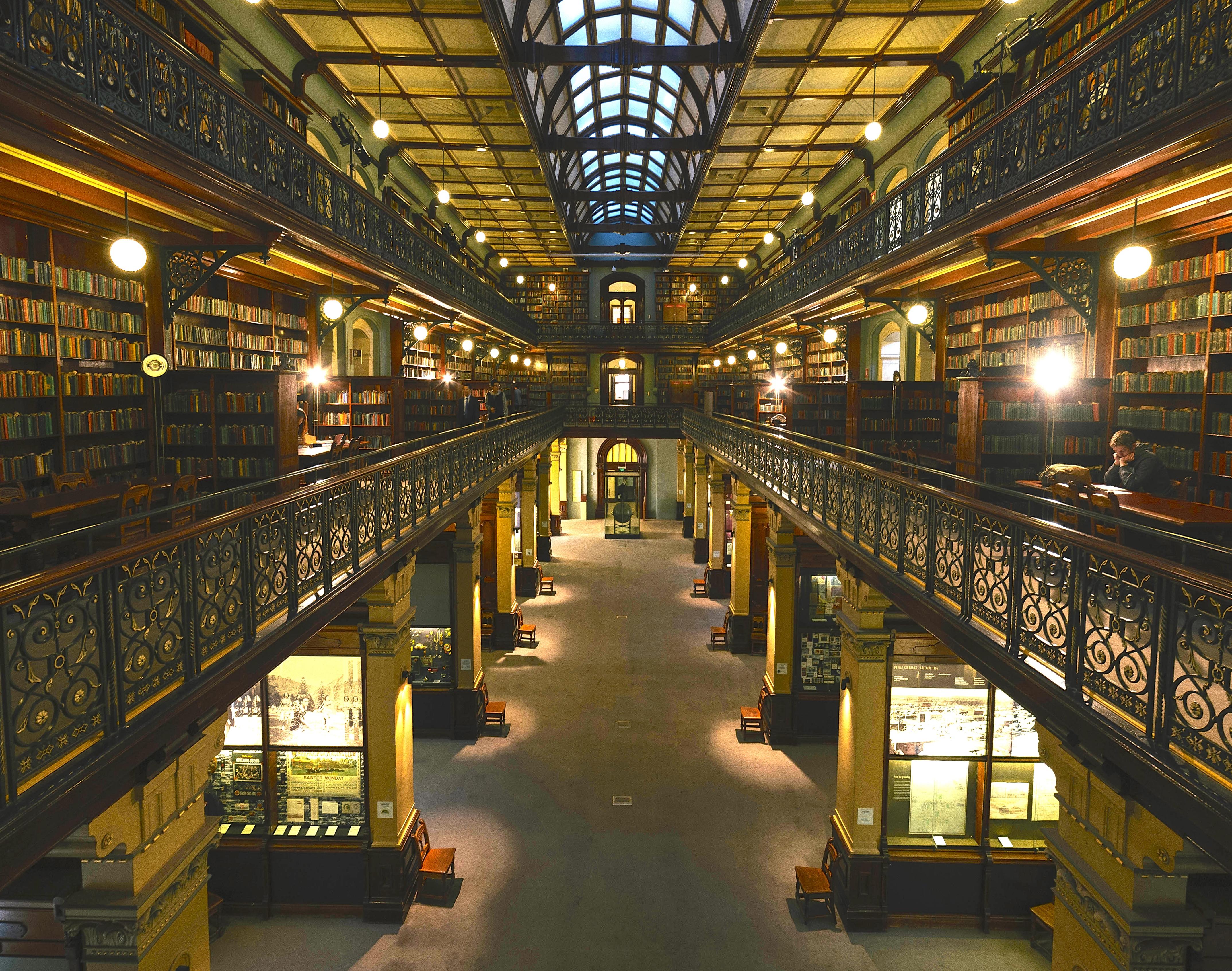 Biblioteca Estadual da Austrália do Sul