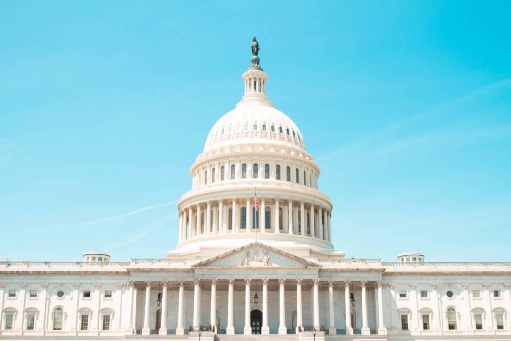 Capitólio em Washington D.C.