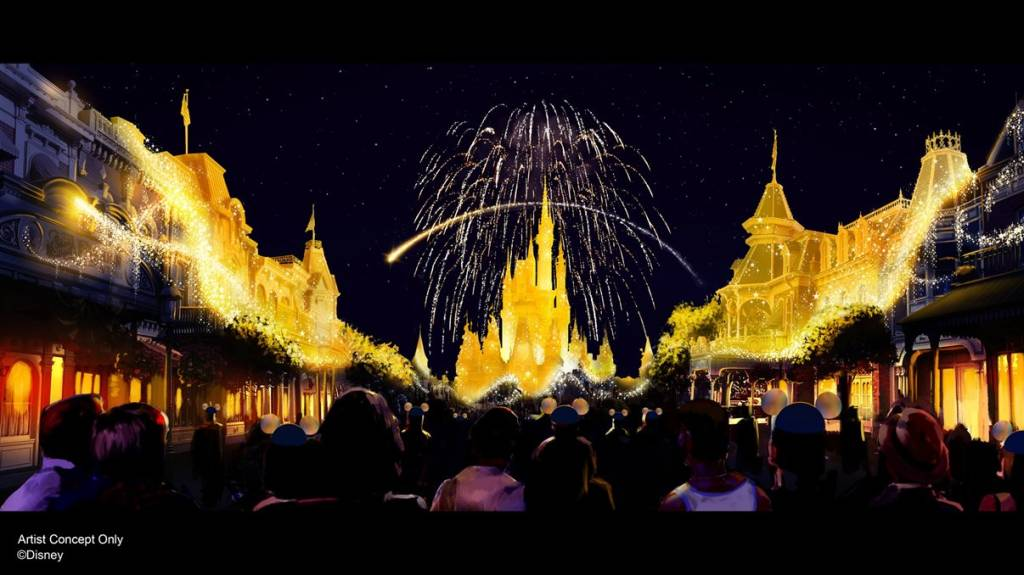 Disney Enchantment, novo show noturno no Magic Kingdom em Orlando