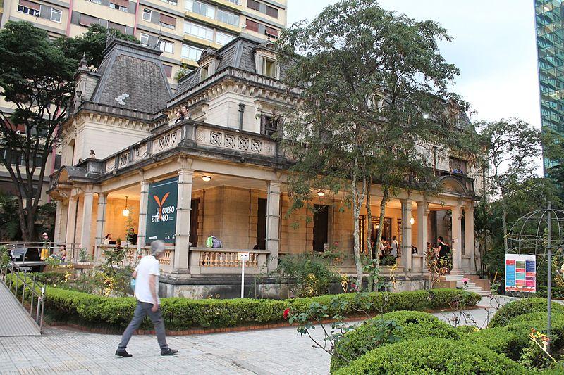 Museu Casa das Rosas