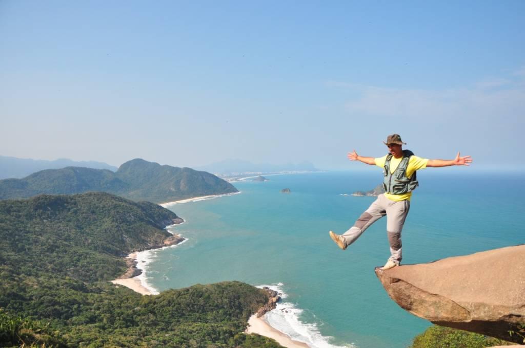 Pedra do Telégrafo, Rio de Janeiro