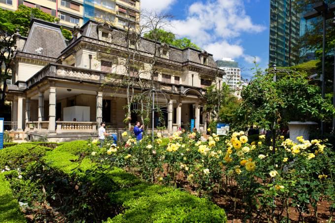 Casa das Rosas, São Paulo, Brasil