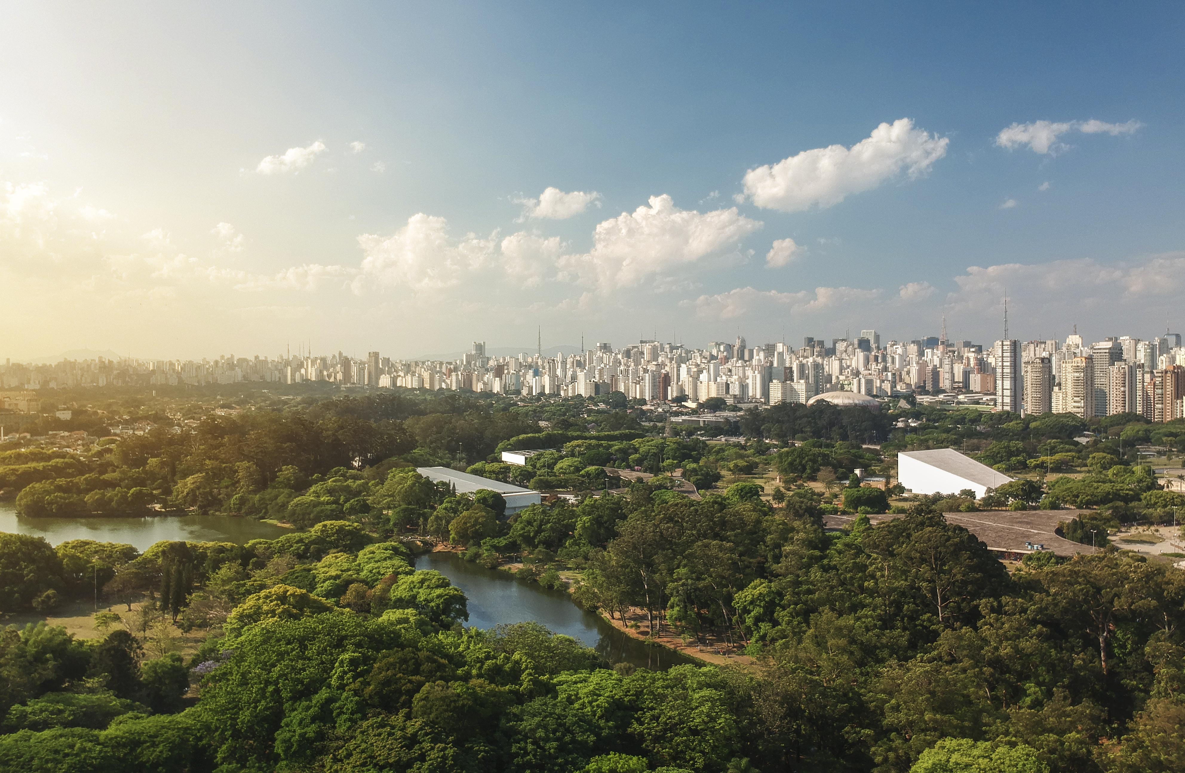 Parque Ibirapuera passa por melhorias e está cheio de novidades | Viagem e  Turismo