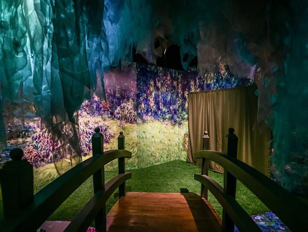 Exposição Monet, última sala