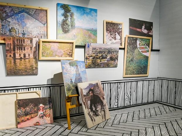 Monet primeira sala