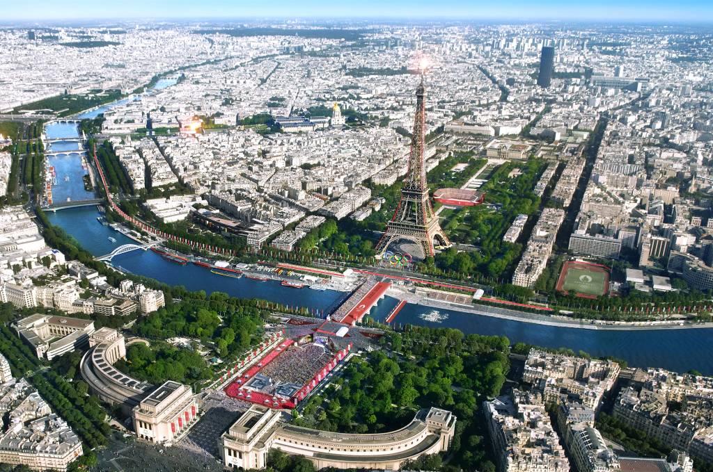 Jogos Olímpicos de Paris em 2024