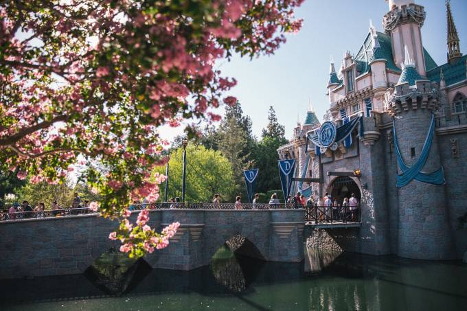 Disneyland, Anaheim, Califórnia