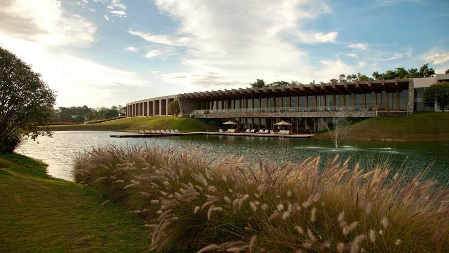 O Fasano Boa Vista é o primeiro hotel de campo da famosa rede