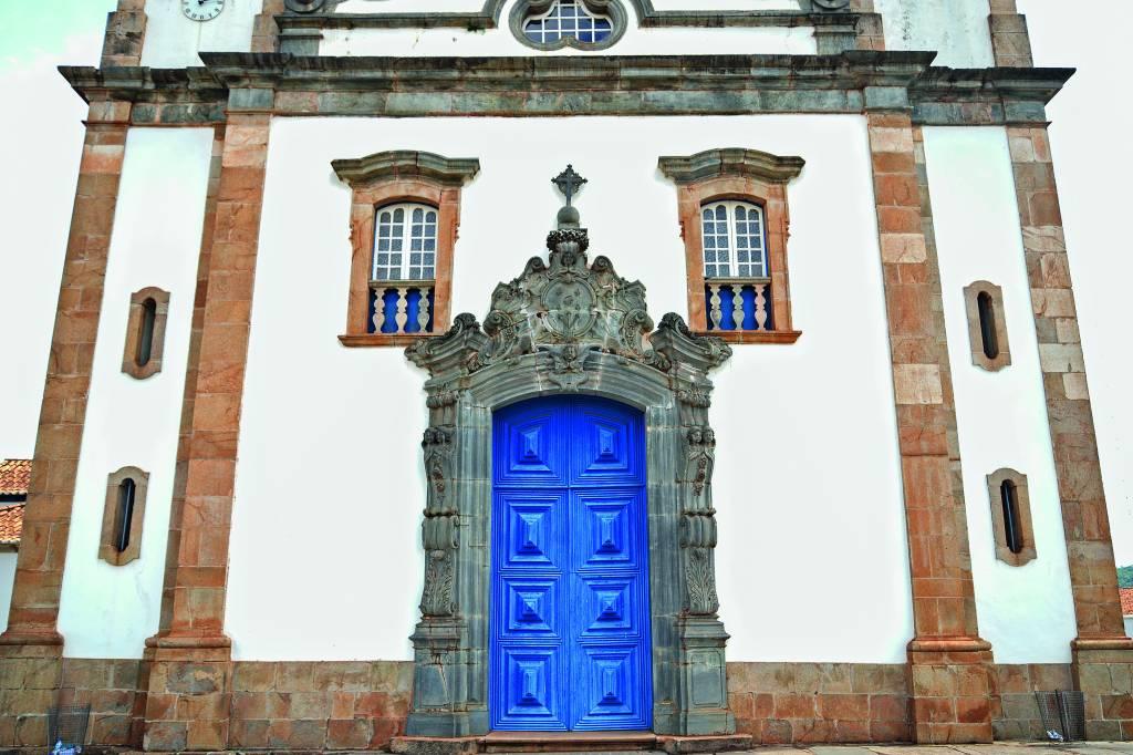 Basílica Bom Jesus de Matosinhos, Congonhas, Minas Gerais