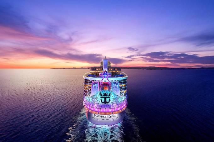 Wonder of the Seas, Royal Caribbean