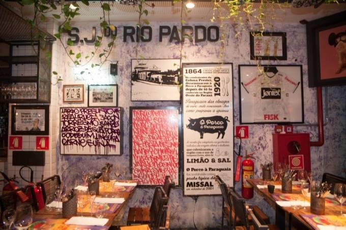 A Casa do Porco, São Paulo, Brasil