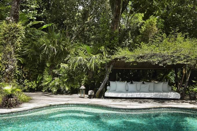 Piscina do Uxua Casa Hotel & Spa, Trancoso, Bahia